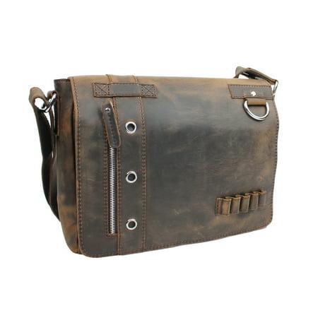 Organized Travelers Leather - Vagarant Traveler 16