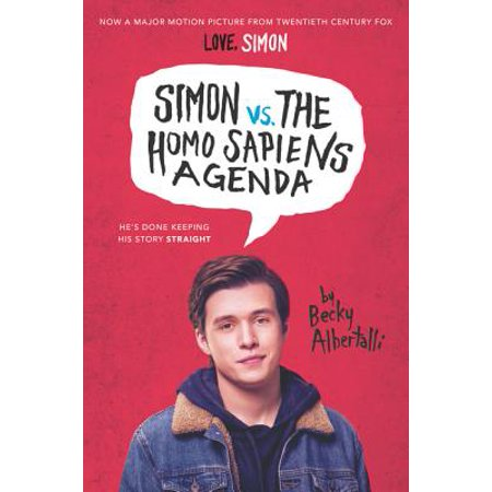 Simon vs. the Homo Sapiens Agenda Movie Tie-In