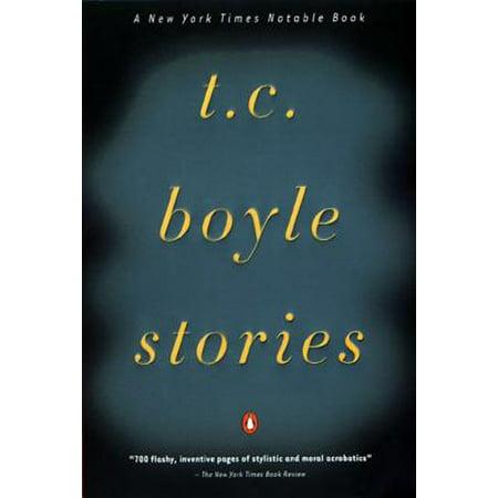 T.C. Boyle Stories - eBook