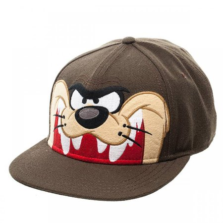 Looney Tunes - Baseball Cap - Looney Tunes - Taz Big Face New 510286 -  Walmart.com a9a56bf52ab