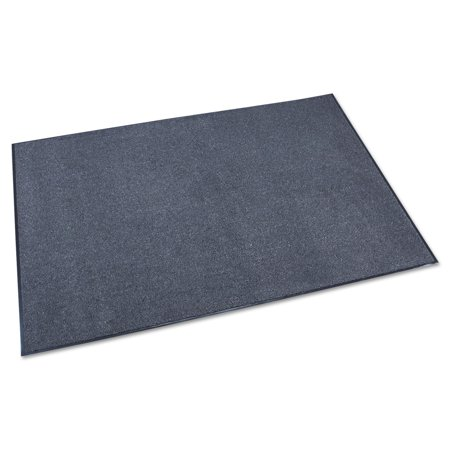 - Crown Rely-On Olefin Indoor Wiper Mat, 48 x 72, Charcoal