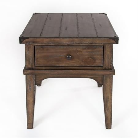 Liberty Furniture Industries Aspen Skies End (Aspen Table Set)
