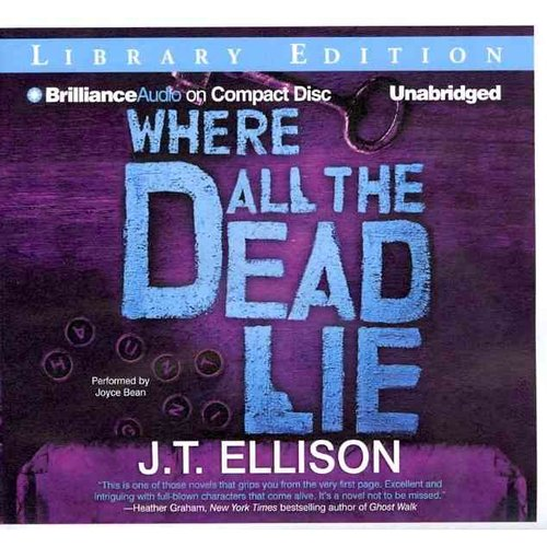 Where All the Dead Lie: Library Edition