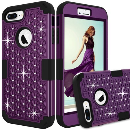 iphone 8 plus case shiny