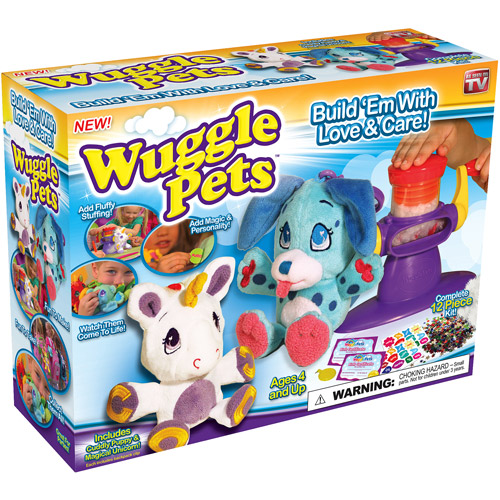 As Seen on TV Wuggle Pets Starter Kit