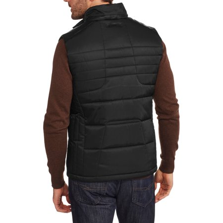 Repair Men's Flap Pockets Vest