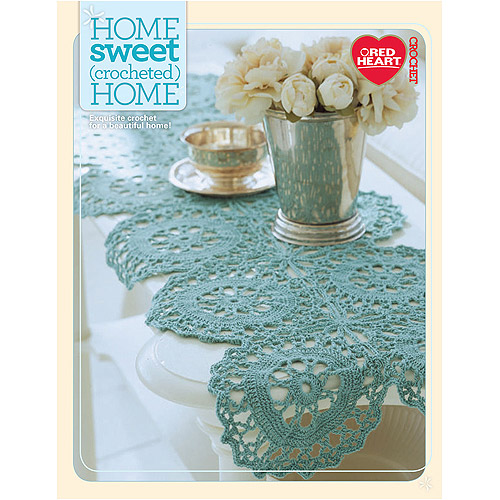 Soho Publishing Home Sweet (Crocheted) Home Book