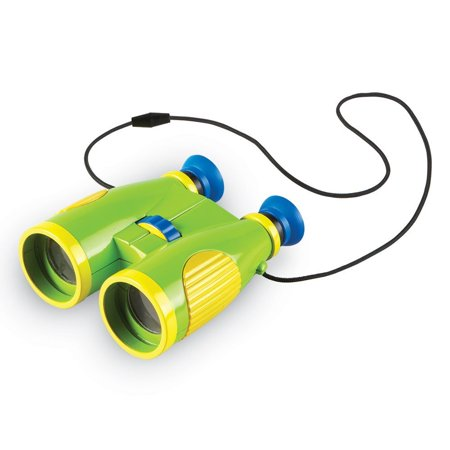 Learning Resources Primary Science Big View Binoculars (Kids Binoculars Set)