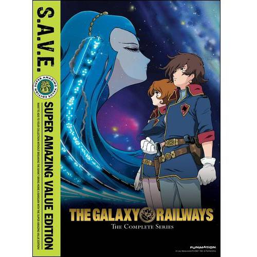 The Galaxy Railways: The Complete Series (S.A.V.E.) (Japanese)