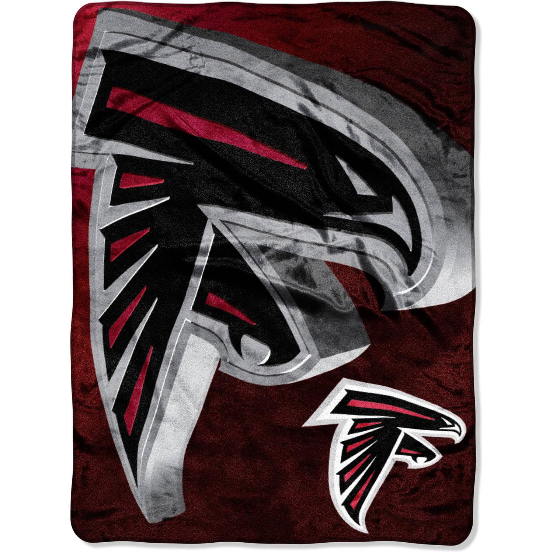"NFL Atlanta Falcons 60"" x 80"" Oversized Micro Raschel Throw"