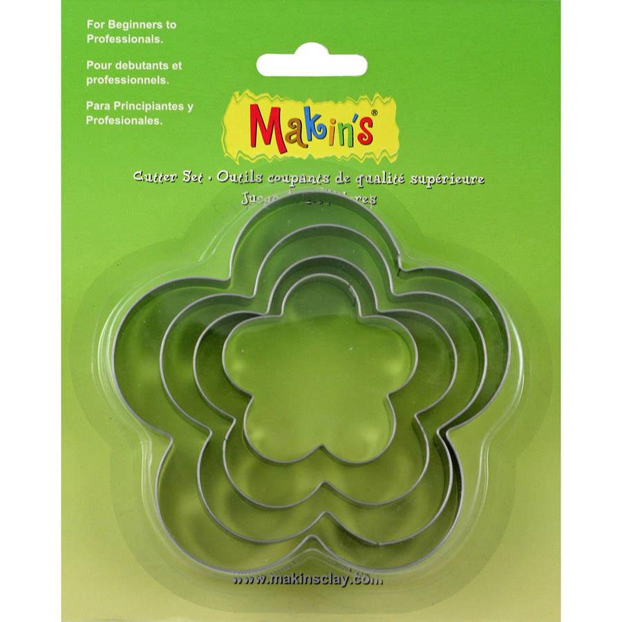 Makin's Clay Cutters, 4-Pack