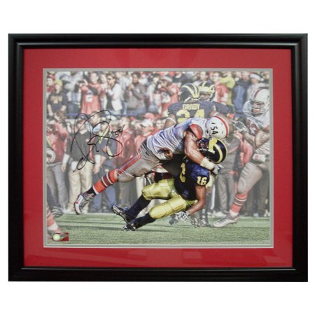 Autographed John Simon Signed 16x20 Framed Hands - Signed Autograph Photo Card