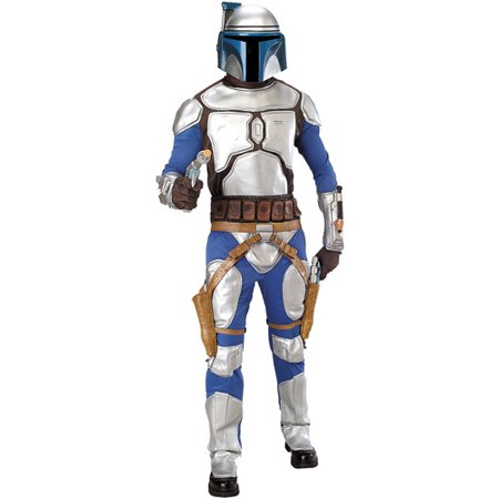 Jango Fett Adult Halloween Costume