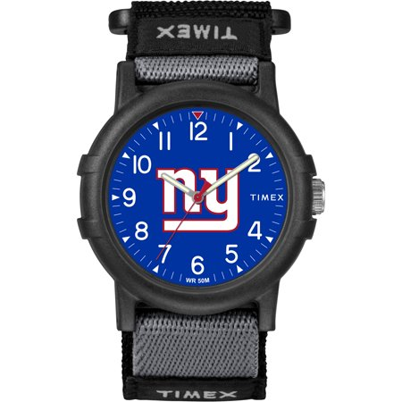 Timex - NFL Tribute Collection Recruite Youth Watch, New York Giants