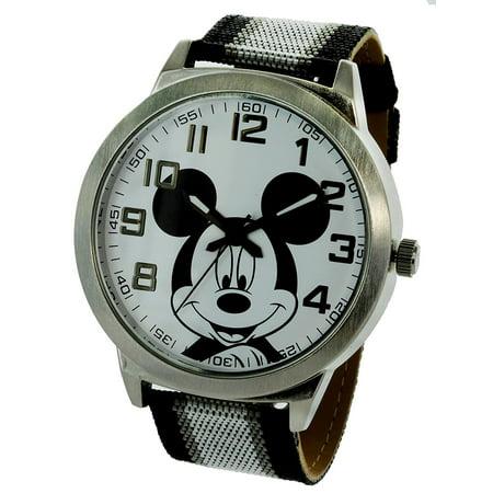 Jumbo Mickey Mouse Quartz Men's Watch -