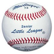 MacGregor® #73C Senior Little League® Baseballs, 12-PACK