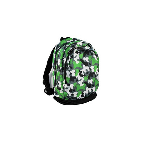 Green Camo Sidekick Backpack
