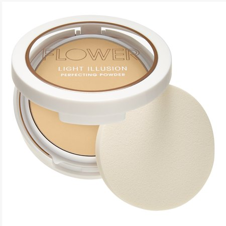 FLOWER Beauty Light Illusion Perfecting Powder - Beige