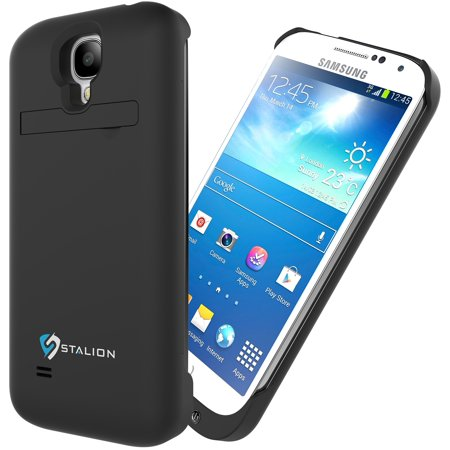 sale retailer 0597a 5e8bc Stalion® Stamina 3300mAh Extended Rechargable Battery Case for Samsung  Galaxy S4