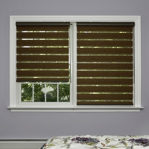 Best Home Fashion, Inc. Premium Sheer Roller Shade