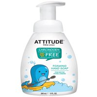 Attitude Little Ones Foaming Hand Soap Pear Nectar 10 Ounce, Pack of 2