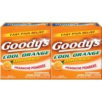 GOODY'S Extra Strength Cool Orange 24ct-2pk