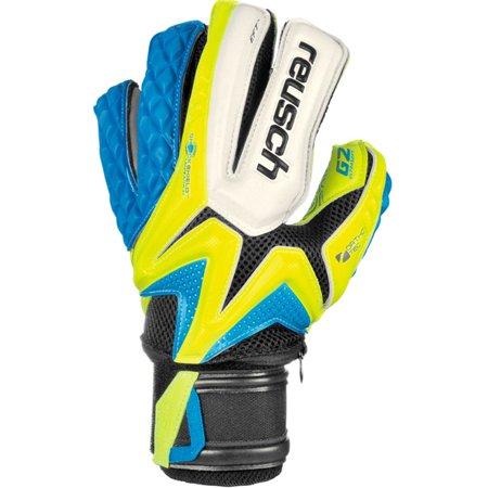 Ortho Tec Glove (Reusch Waorani Deluxe G2 Ortho-Tec LTD Soccer Goalie Gloves)