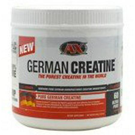 Créatine allemand, 300 grammes, De Athletic Xtreme