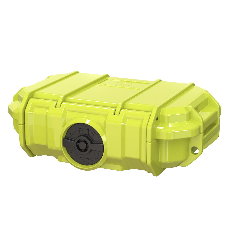 Seahorse 52 Waterproof Micro Case, Green
