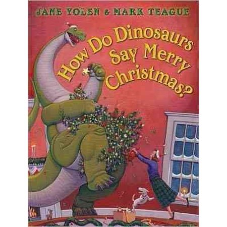 Image result for How Do Dinosaurs Say Merry Christmas
