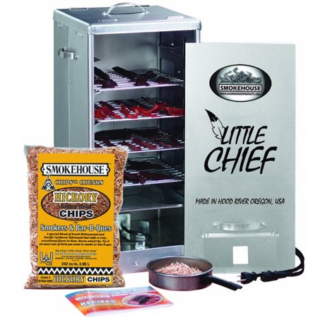 Smokehouse Little Chief Front Load Electric Smoker - Little Chief Electric Smokers