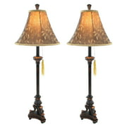 Aspire Home Accents Eleanor Buffet Lamp - Set of 2