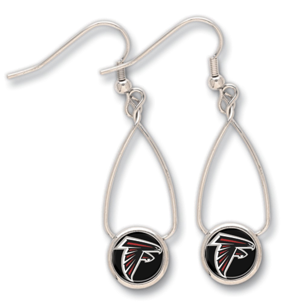 Atlanta Falcons Official NFL 1 inch  Earrings by Wincraft