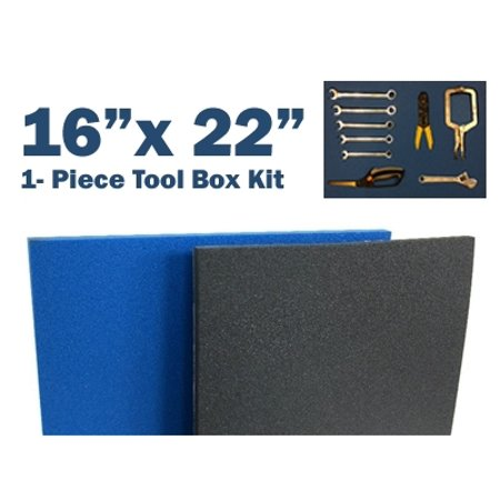 Tool Box Foam 16.625