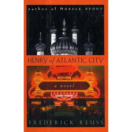 Henry of Atlantic City - eBook