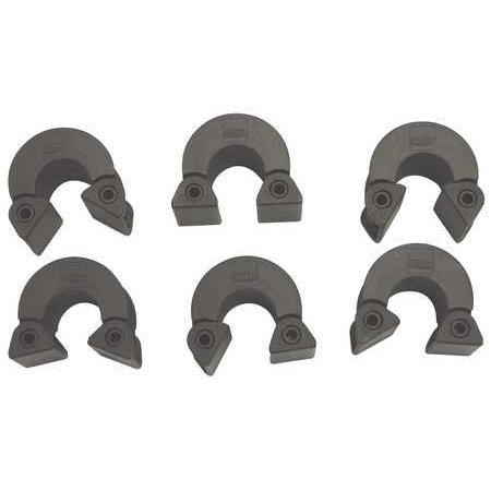 Bessey Replacement Strap Clamp Corner Clips, Pkg. 6, -, VAC-6 (Bessey Clamp Replacement Parts)