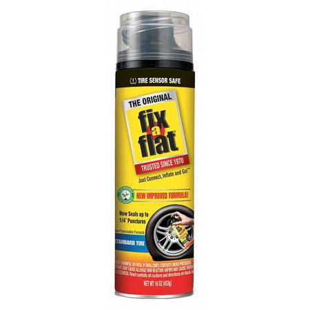 Fix-A-Flat Tire Sealant 16oz (Standard Tires) - (Flat Tire)