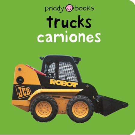 Bilingual Bright Baby Trucks: English-Spanish Bilingual (Bilingual Edition, in Spanish) (Board Book) (Method Spanish Edition Fast Track)