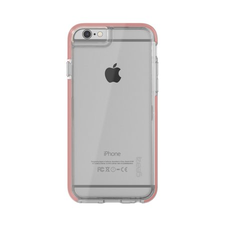 hot sale online a8c66 a103b GEAR4 iPhone 6/6S D3O Rose Gold IceBox Tone (Piccadilly) case ...