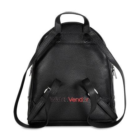 2a3f2a42c090 Michael Kors Rhea Leather Backpack - Black - image 1 of 5 ...