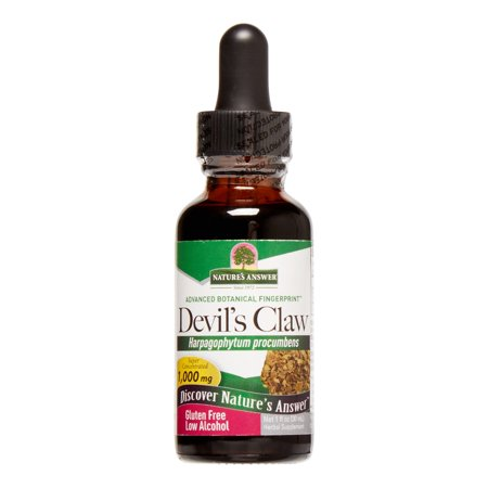 Nature's Answer Devil's Claw 1 fl. oz. (30mL)