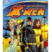 Marvel Knights: Astonishing X-Men: Four Movie Collection by SHOUT FACTORT