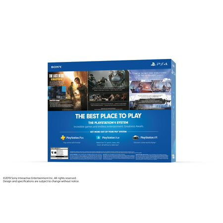 PlayStation 4 models