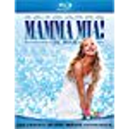 Mamma Mia! The Movie [Blu-ray] - Mamma Mia Halloween