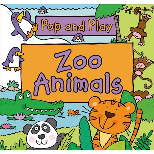 Pop and Play Zoo Animals