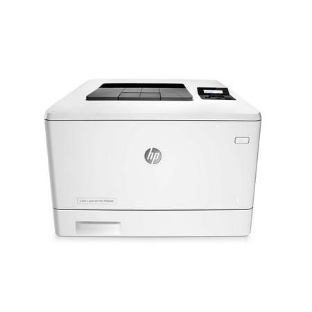 HP LaserJet Pro M452dn Color Laser Printer with Built-in Ethernet & Double-Sided Printing  (CF389A) Best Color Laserjet Printer
