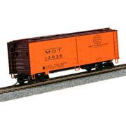 MTH 85-78037 Merchants Dispatch HO Scale 40' Steel Sided Reefer Car #1302