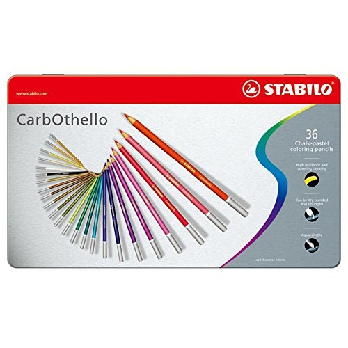Stabilo Carb-Othello Pastel Pencil Sets set of 36