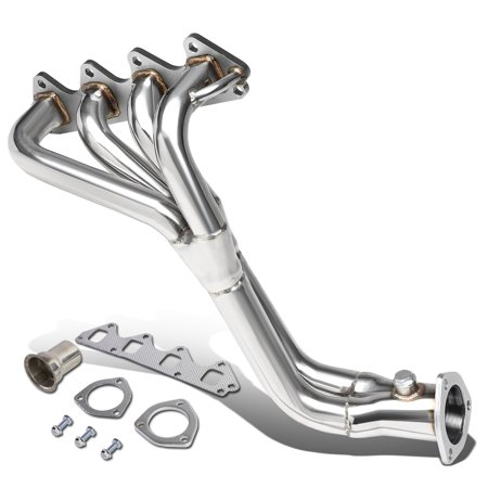 Suzuki Samurai / Sidekick L4 High Performance 4-2-1 Stainless Steel Exhaust Header - Series Performance Exhaust Kits