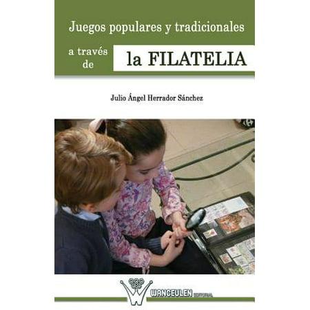 Juegos Populares Y Tradicionales De La Infancia A Traves De La Filatelia